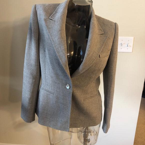Anne Klein Jackets & Blazers - Anne Klein Size 4 grey blazer